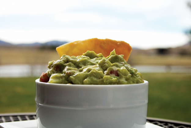 Vegan Gluten-Free Super Lemon Haze Mexican Guacamole Recipe
