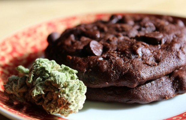 Chewy Chocolope Chocolate Protein Cookies