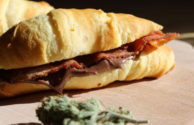 Black Friday Chocolope Nugtella Bacon Croissant