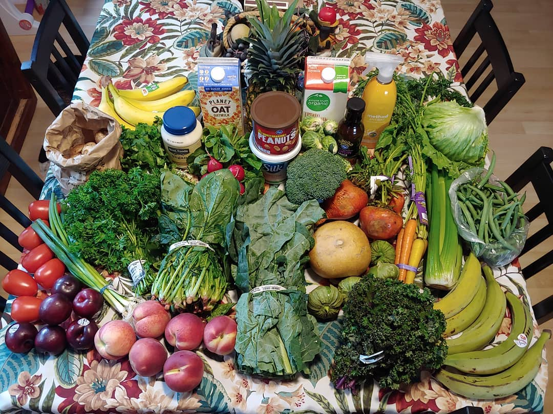 Zero Waste: Plant-Based Grocery Haul