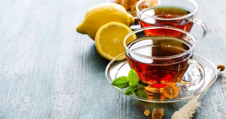 Gluten-Free Ginger Reclaim Syrup for Migraine Tea